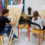 Škola slikanja vajanja i grafike