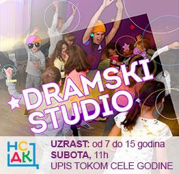 Dramski studio za decu